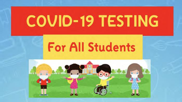 LAUSD is offering free COVID-19 tests to all students - News and  Announcements -